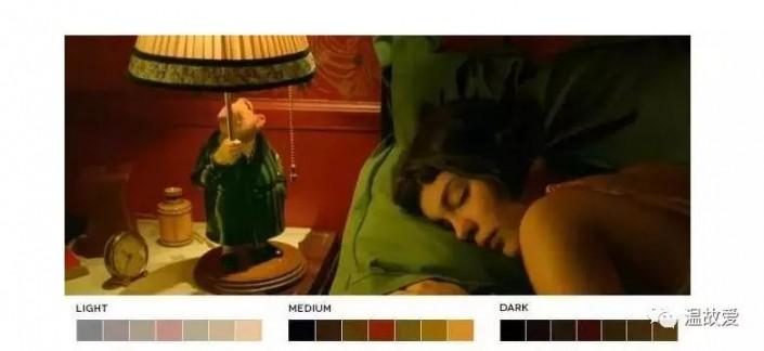 色环跟调色没有关系,用色环讲调色说明不懂色彩_www.16xx8.com
