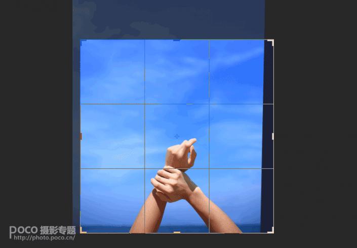 后期技巧,拯救构图不好的照片_www.16xx8.com