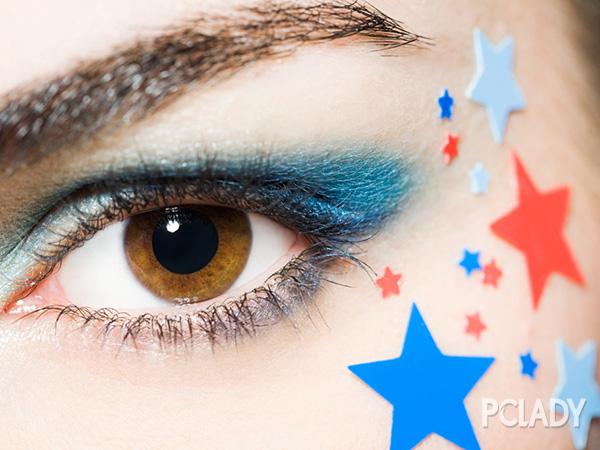 单眼皮怎么化妆眼线