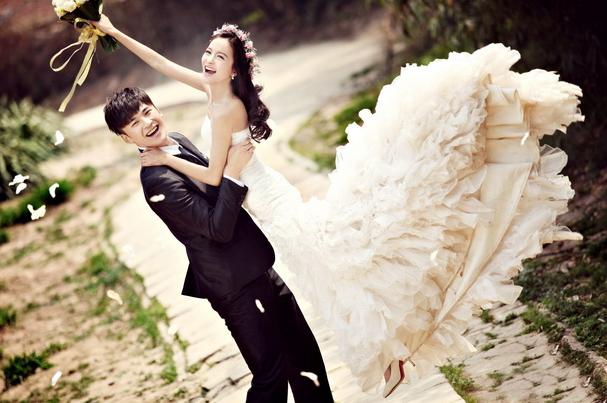 汉中婚纱照_汉中面皮图片