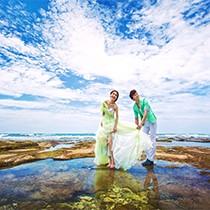 【金莎贝尔】涠洲岛浪漫海景婚纱照
