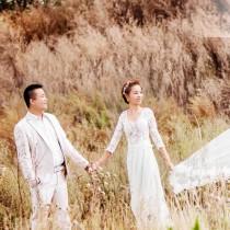 维也纳摄影实景基地高端婚纱照套餐3899婚纱套系