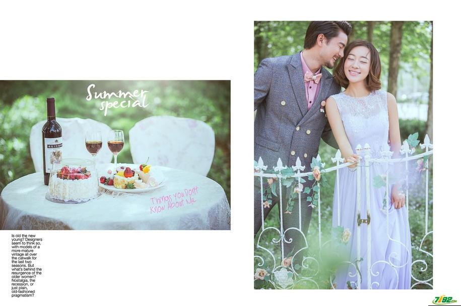 维也纳婚纱套系(六)