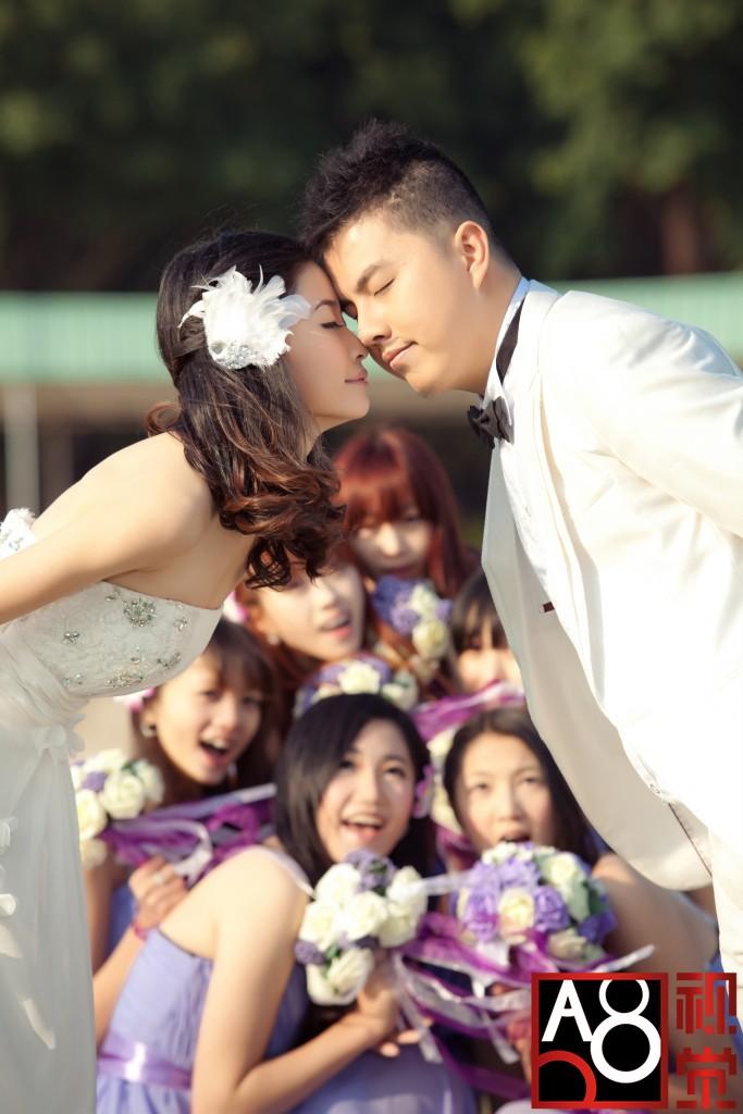 盛大婚礼ゝ