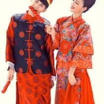 中国风秀禾装