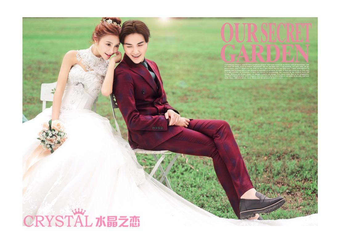 2016婚纱照流行风格盘点 新闻资讯 最新活动 北京水晶之恋婚纱摄影有