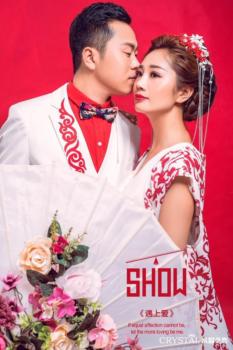 北京婚纱摄影 婚纱照新人如何摆动作好看