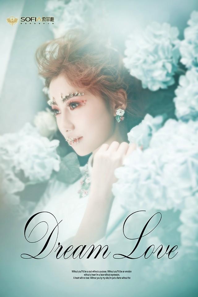 延安索菲雅私人定制写真系列梦幻爱情