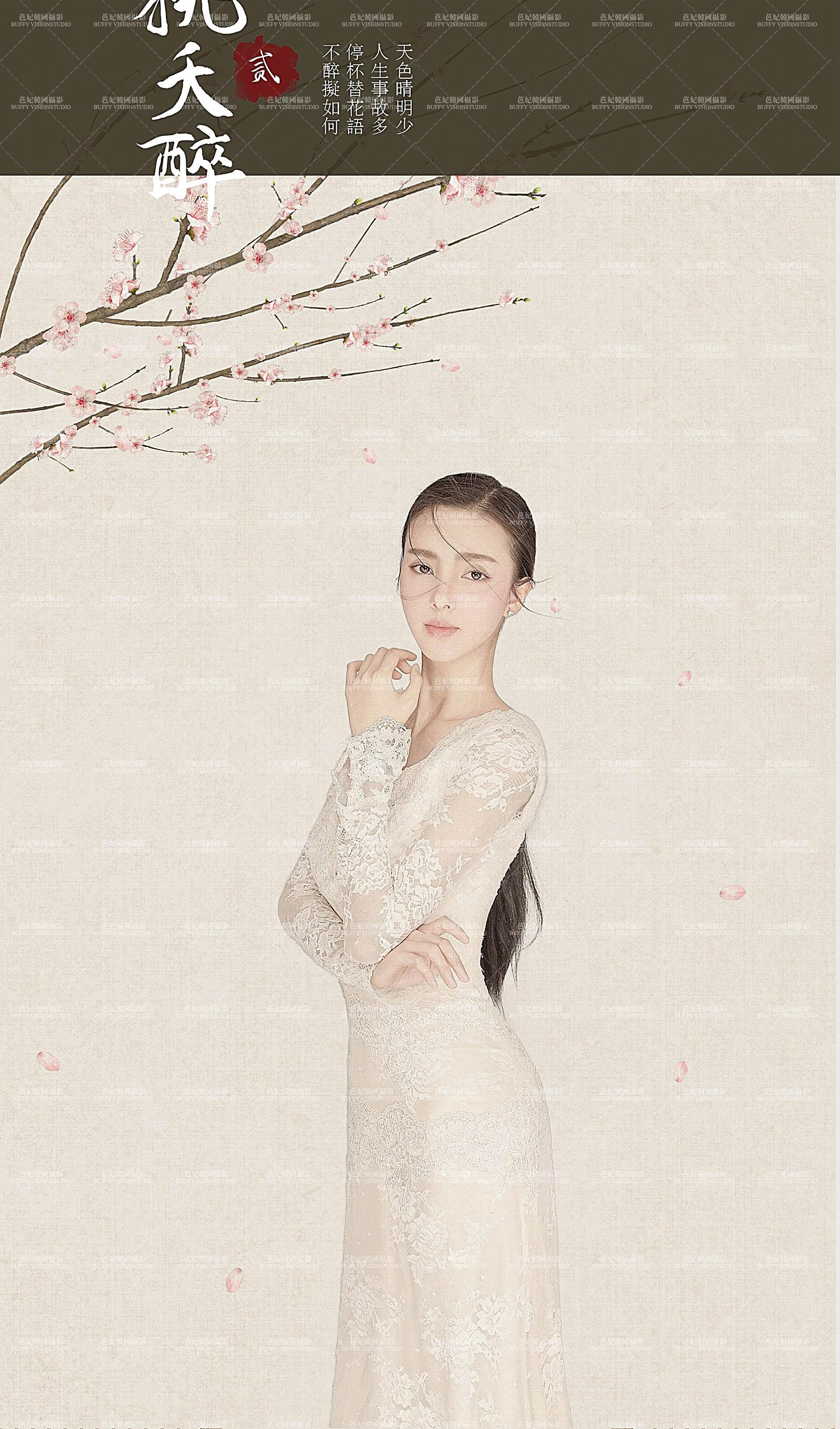 独一无二工笔画婚纱照——明星风格_最新活动_最新