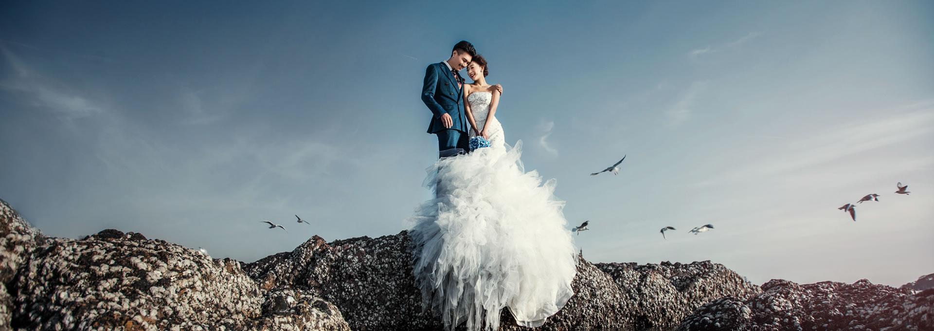 澳洲世纪旅游婚纱摄影基