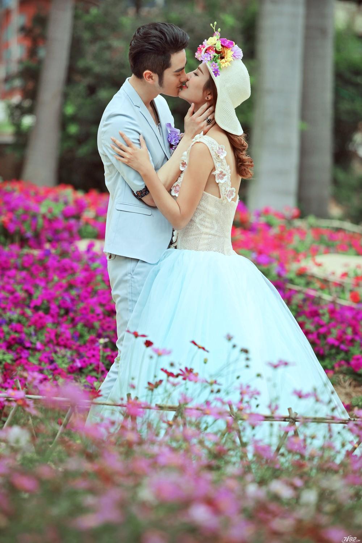 丽城--广州婚纱摄影