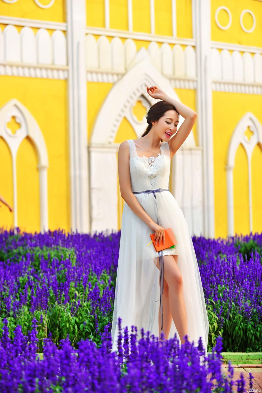 丽城--薰衣草--广州婚纱摄影