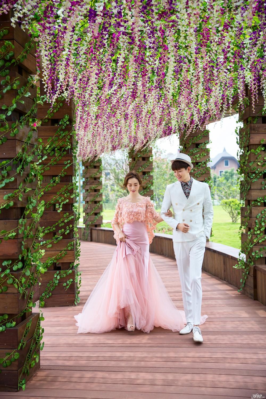 广州婚纱照--广州钟爱一生
