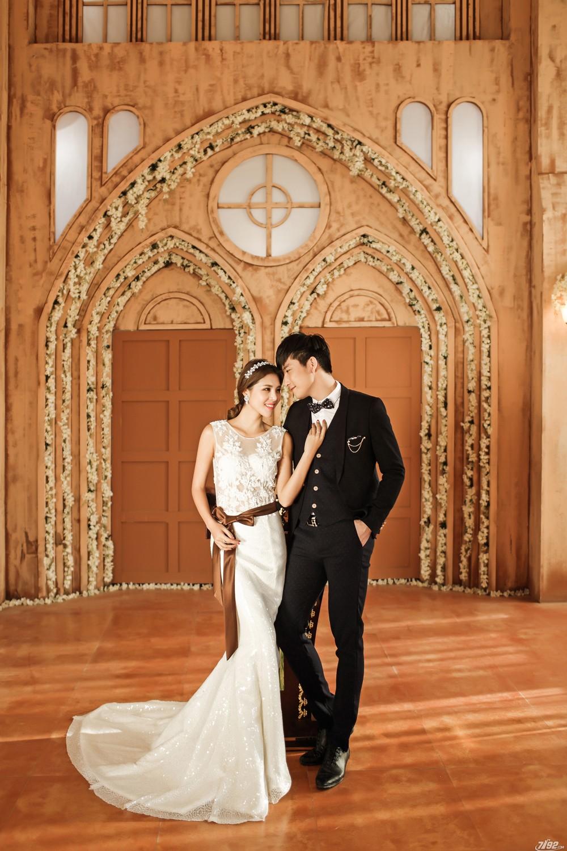 室内婚纱照--广州婚纱照