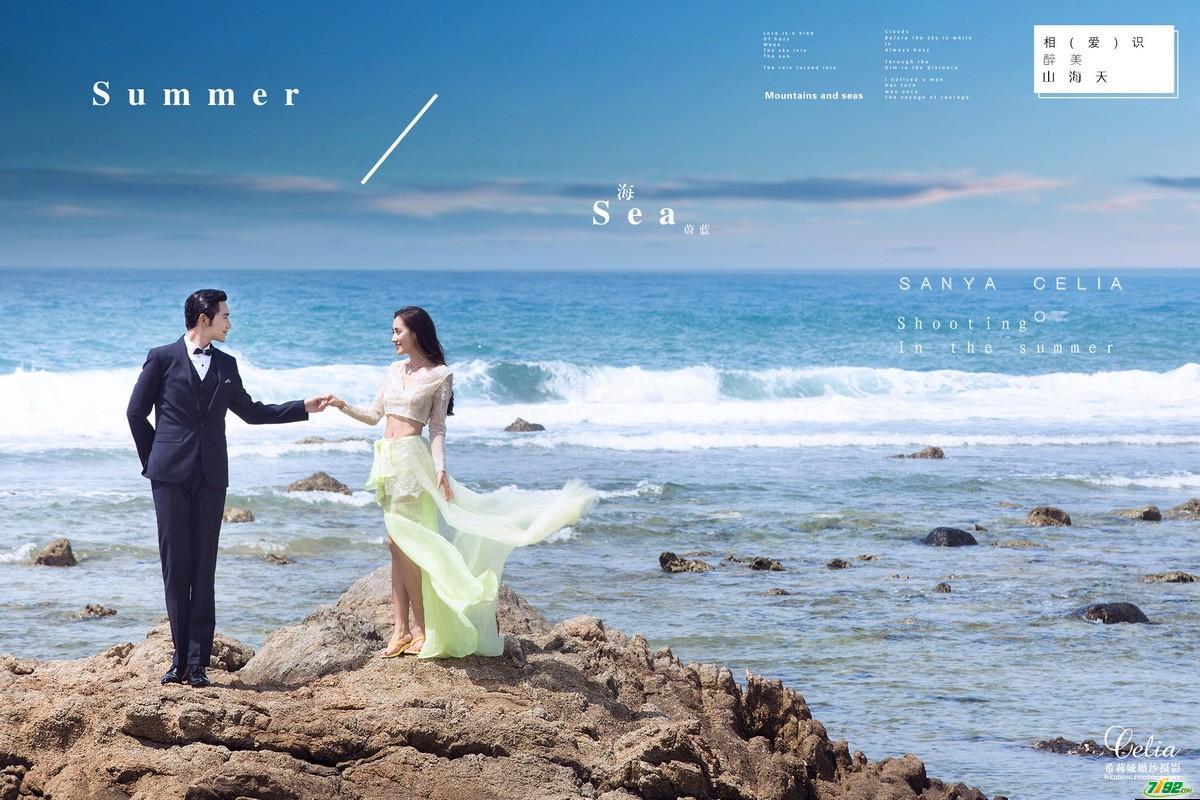 三亚婚纱摄影/西岛