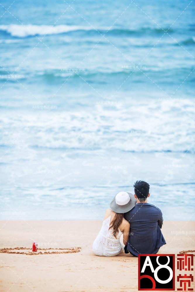 海景客照-潮州婚纱摄影