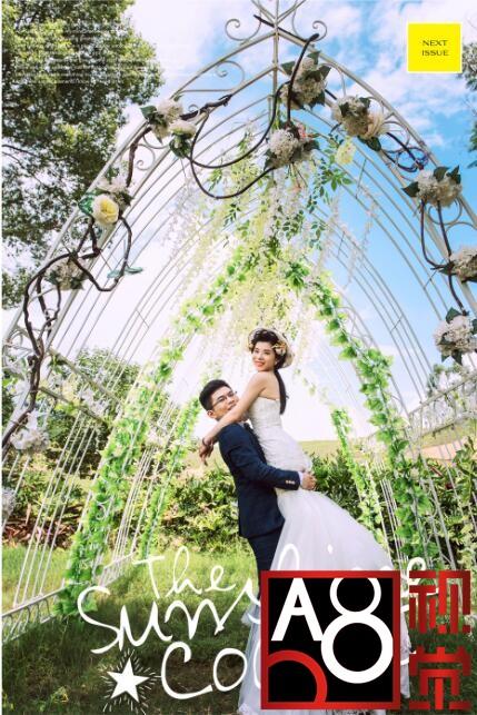 客照欣赏-潮州婚纱摄影