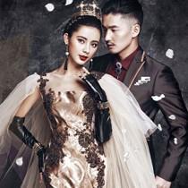 《倾城之恋》婚纱照系列,多种风格任选!