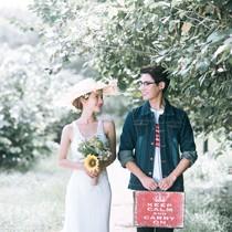 《我爱我妻》婚纱照系列, 多种风格任选!