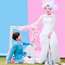 《梦幻新娘》婚纱照系列,多种风格任选!