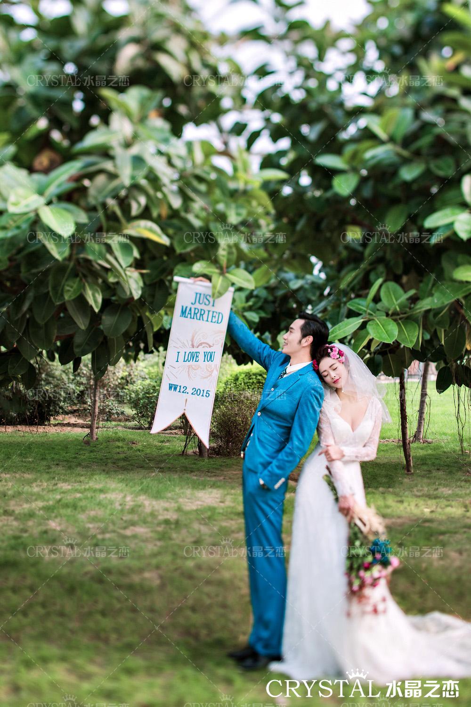 北京水晶之恋婚纱摄影